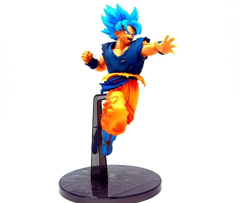 Hot Gift Son Goku Gokou Statue Dragon Ball Super Broly
