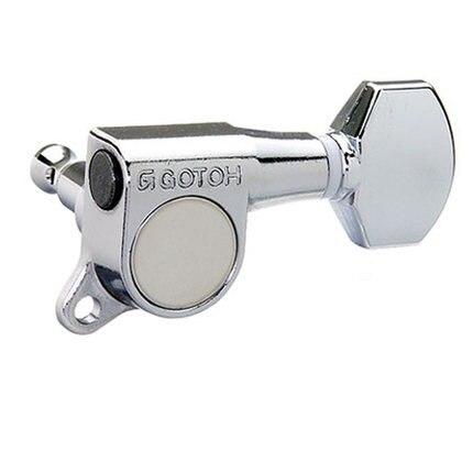 Gotoh x QCYQ SGM Tuners Magnum Lock Machine Head Tuning Keys 16 1 Ratio 3L 3R