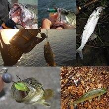 Goture 20/50pcs Lead Jig Head Fishing Hook 1g – 20g Jig Hooks For Soft Fishing Lure Carbon Steel Fishhooks