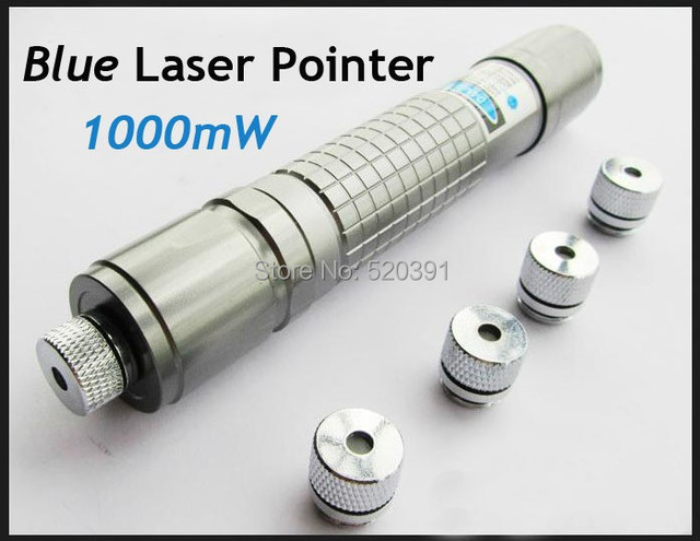 NEW Blue laser pointer high power 50000mw 50W 450nm burning match/dry wood/black/burn cigarettes+5 caps+charger+gift box+GOGGLES