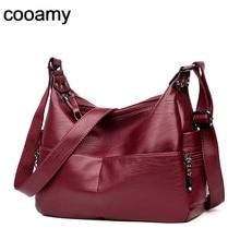 Женская сумка через плечо от известного бренда, модная дамская сумка мессенджер с верхними ручками, Сумки из искусственной кожи, женская сумка через плечо