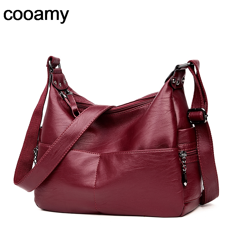 Famous Brand Women Shoulder Bag Satchels Top-handle Fashion Lady Messenger Bags Handbags PU Leather Female Crossbody Bag
