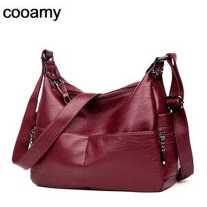 Image 1 - ที่มีชื่อเสียงยี่ห้อผู้หญิงกระเป๋าสะพายกระเป๋าด้านบนแฟชั่น Lady กระเป๋าถือกระเป๋าหนัง PU หญิงกระเป๋า Crossbody