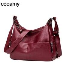 Znane marki kobiet torba na ramię tornistry top uchwyt moda pani Messenger torby torebki PU skórzana torebka kobieca do noszenia na ukos