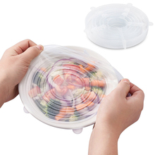 Universal Silicone Suction Lid-bowl Pan Cooking Pot