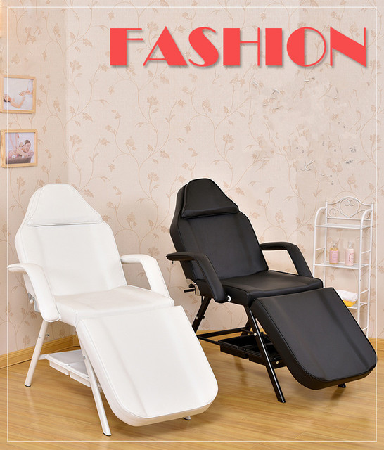 Modern Massage Facial Table Bed Chair Leather Beauty Spa Salon Equipment  Multi-purpose Salon Chair / Massage Table / Facial Bed