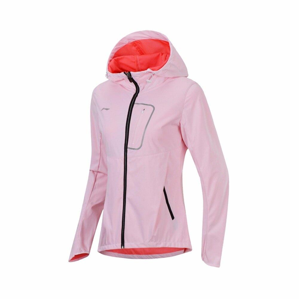 Li Ning Running Series Windbreaker Regular Fit Polyester Comfort Jackets AT PROOF SMART LiNing Sports Coat