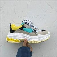 Весна Harajuku Осень Винтаж спортивная обувь для мужчин повседневная с дышащей сеткой Cmfortable модные Tenis Masculino взрослые кроссовки