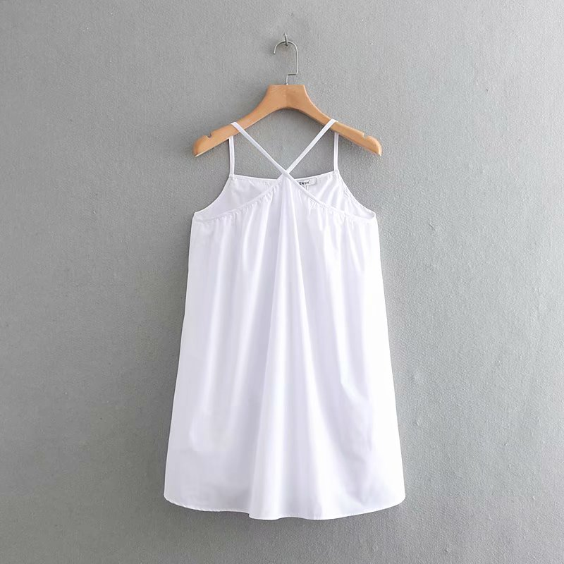 Women's Clothing Obliging 2019 New Women Fashion Simple Solid Color White Sling Jumpsuits Ladies Chic Siamese Shorts Hang On Neck Casual Rompers Ds2029 Good For Energy And The Spleen