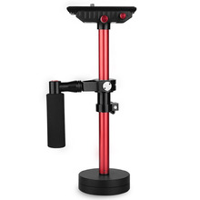 "KINGJOY VS001 Mini Handheld Video Stabilizer Steadicam Monopod with 1/four""Screw Fast Launch Plate for Digital DSLR Cameras GoPro"