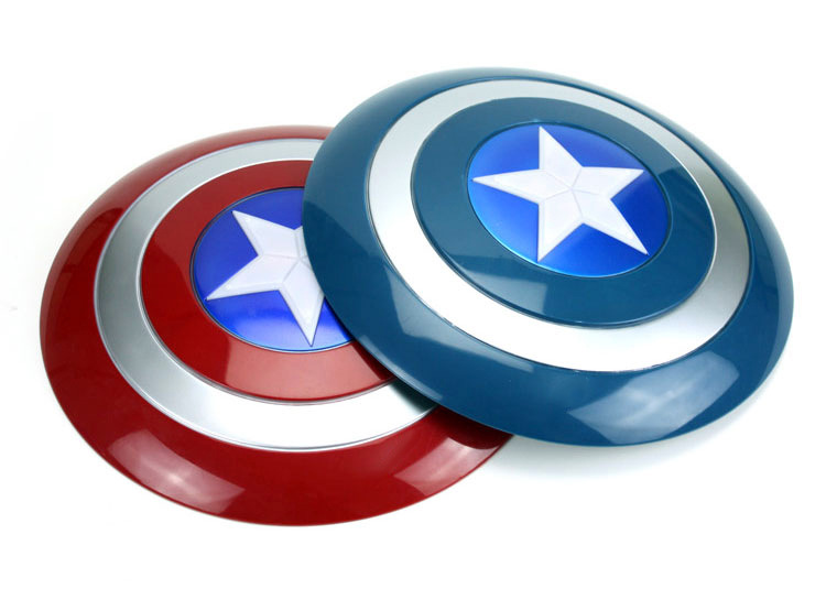 Captain America Voice flash Shield For Captain America Costume Keep A Hero Safe As Kids Toys Gift