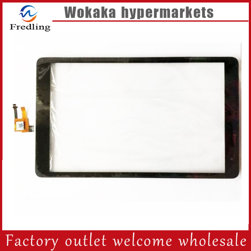 New For 9.6 Vodafone Tab Prime 6 LTE VF1497 Tablet touch screen panel Digitizer Glass Sensor Replaceme free shipping lcd display for vodafone smart prime 6 vf895 895n vf 895 with touch screen black color new brand replacement parts free tool c13