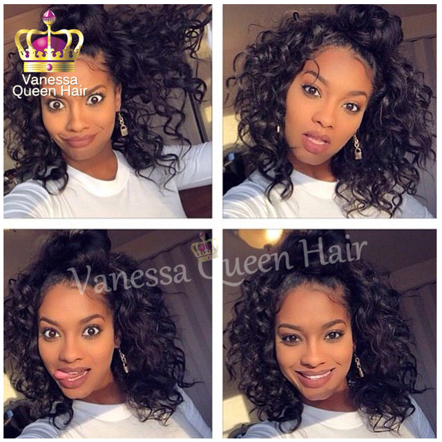 Big curly hair lace wig no tangle and no shedding synthetic lace front wigs  for black woman free shipping 2dc2145d51d6