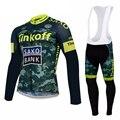 Женская одежда для велоспорта Tinkoff  велосипедная одежда с длинным рукавом  одежда для велоспорта  2019