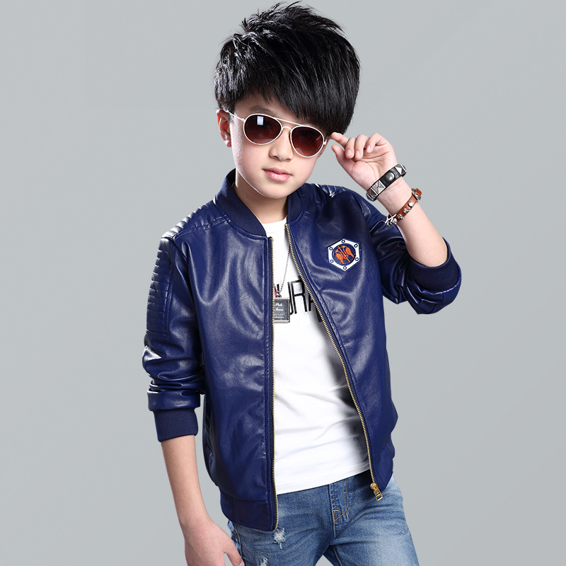 Compare Prices on Leather Motorcycle Jackets for Kids- Online ...