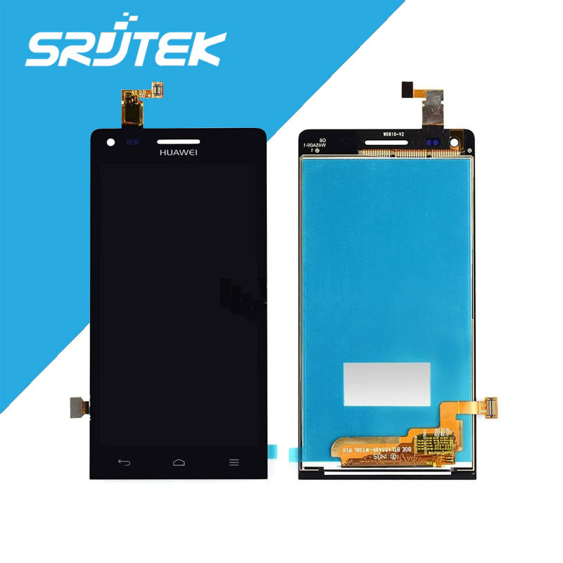For Huawei Ascend G6 LCD Display Touch Screen Digitizer Full Assembly 4 5 inch 960 540