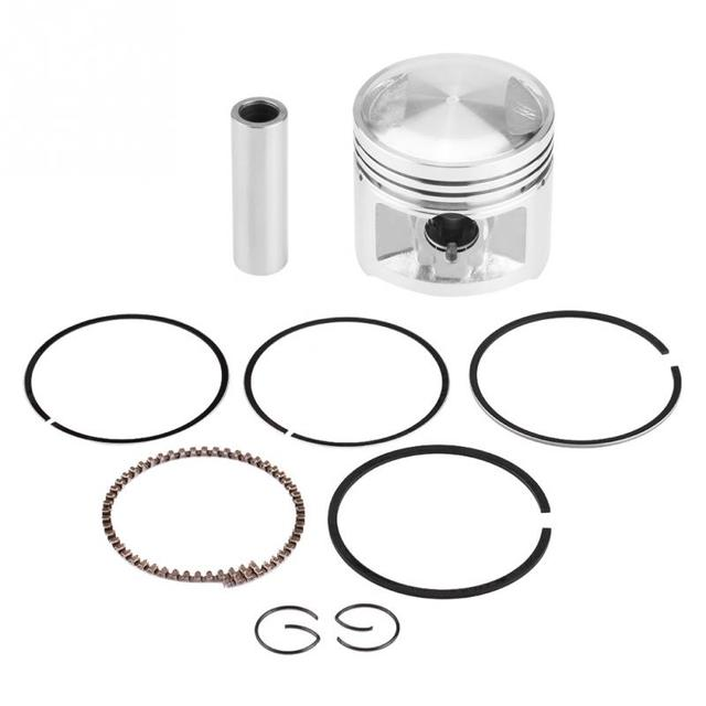 Motorcycle Engine Parts Piston Assembly Ring Kit Set for CG 125cc ATV Dirt  Bike Go Kart-in Pistons, Rings, Rods & Parts from Automobiles & Motorcycles