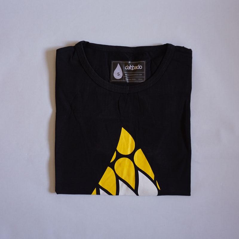 Water Droplets Cotton Black T Shirt 2019 Men Hip Hop Streetwear Casual Short Sleeve Tee Shirts Male Harajuku Fashion Top in T Shirts from Men 39 s Clothing