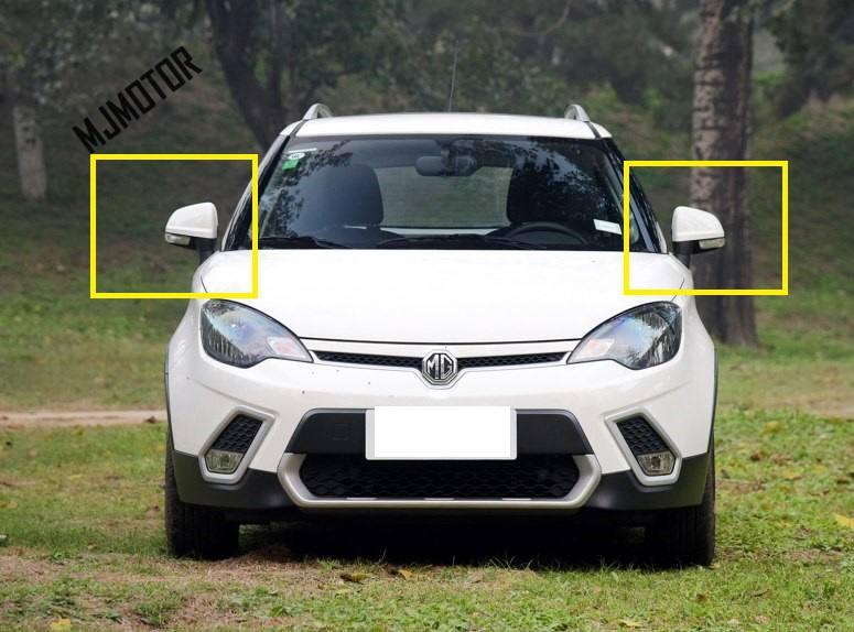Rétroviseur 4 couleurs assy. Côté gauche/droit avec chaleur pour chinois SAIC ROEWE MG3 2013-nouveau Auto voiture moteur pièces 10043530