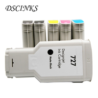 [Third Party] for HP727 Compatible Remanufactured Ink Cartridge for HP 727 T920 T1500 T2500 T930 T1530 T2530 Printer with Chip