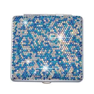 Image 4 - Car Storage Bag Shiny Portable Organizer Auto Storage Box Exquisite Case Holder For Cards Cigarette