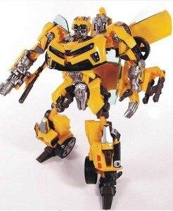 Image 2 - שינוי רובוט אדם ברית הדבורה וסם פעולה דמויות צעצועי צעצועים קלאסיים אנימה איור קריקטורה ילד צעצוע