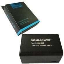 Baterias de lítio DMW-BMB9E BMB9E bateria DMW BMB9 bateria Para câmera Digital Panasonic LUMIX DMC FZ40 FZ47 FZ45 FZ100 DMC-FZ45 DMC-FZ60