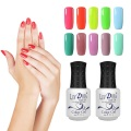 8ml Luv Rose Select Any 1 Color UV Gel Nails Soak Off UV Nail Gel Lamp Color Gel Polish 220 Colors for Choose