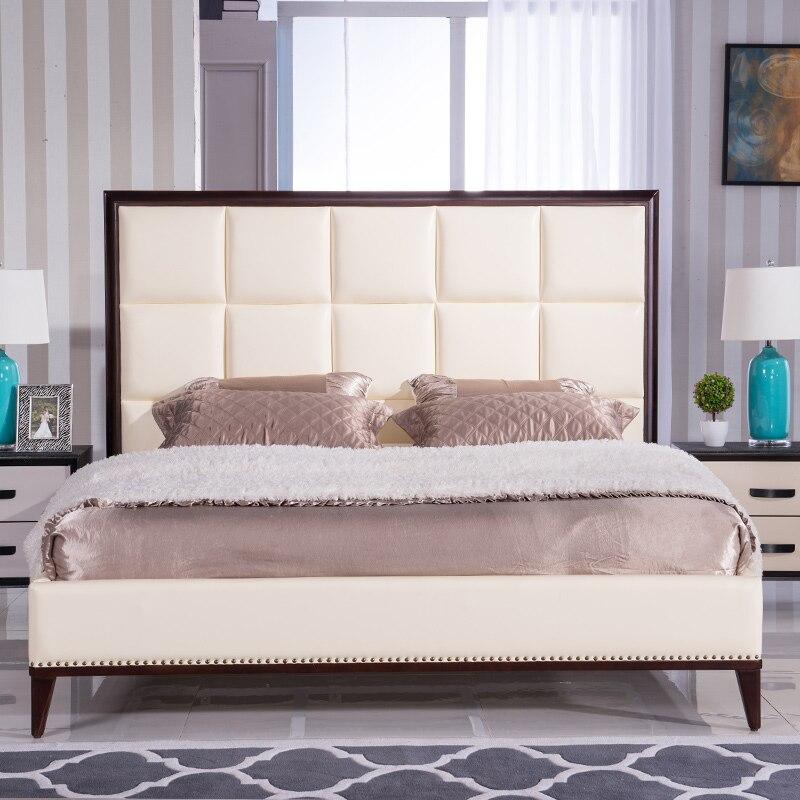 Muebles de lujo utilizado muebles de dormitorio francés simple ...
