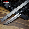 Cold Steel Hunting Knife D2 Blade With Fixed Blade And Knife Lanyard Hole Tactical Sheath Outdoor
