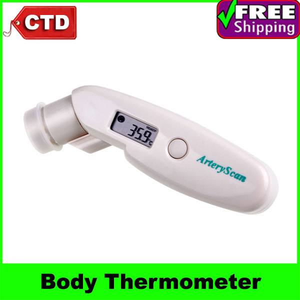 Infrared electronic thermometer, baby thermometer, forehead thermometer for children, baby ear thermometer, household