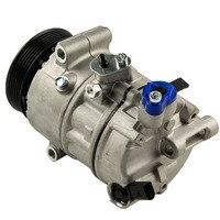 Air conditioning compressor For Audi A3 Golf EOS Passat Jetta 1K0820803F Air con Compressor 10 15 for Volkswagen Jetta 2.0L