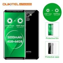 Oukitel K5000 5 7 HD 18 9 4G font b Smartphone b font 5000mAh font b