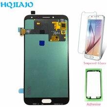 Super AMOLED ЖК-дисплей Экран для samsung J400 ЖК-дисплей Дисплей Сенсорный экран планшета для samsung Galaxy J4 J400 J400F J400G сборки ЖК-дисплей