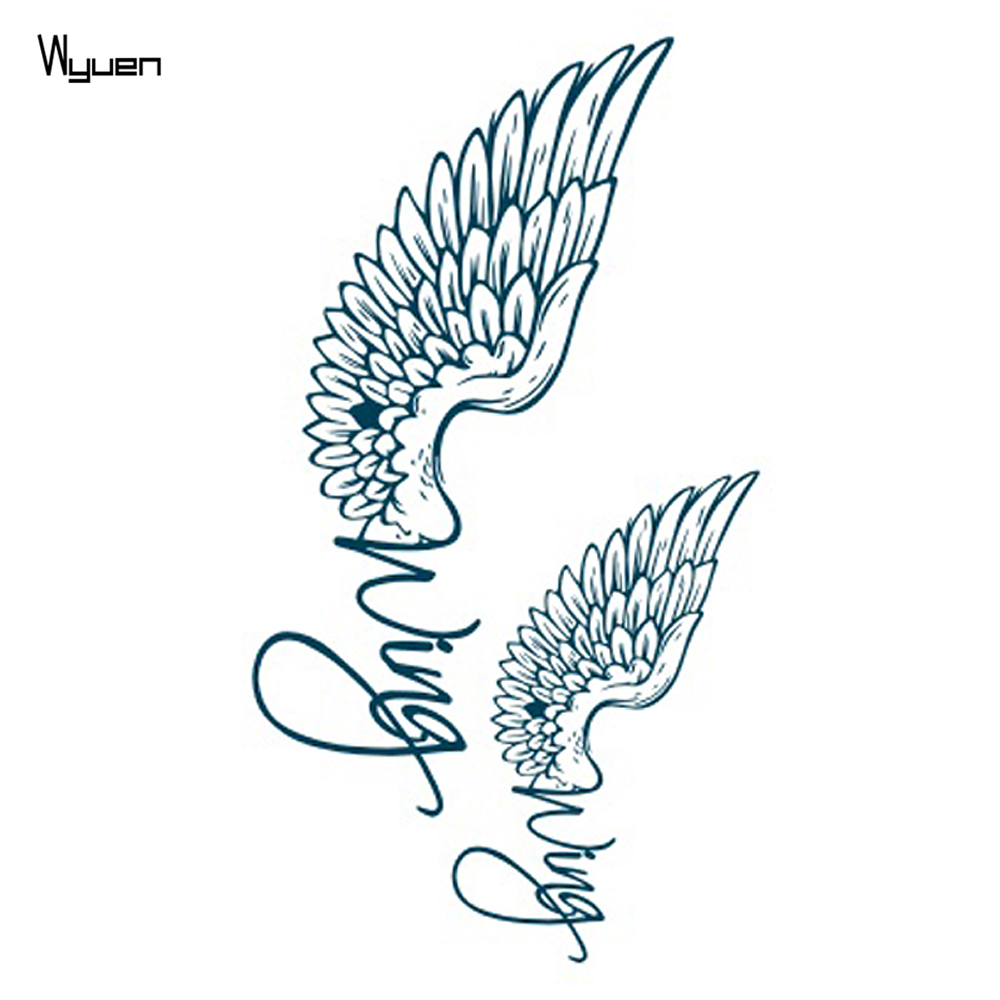 Signification tatouage aile d ange galerie tatouage - Tatouage noeud signification ...
