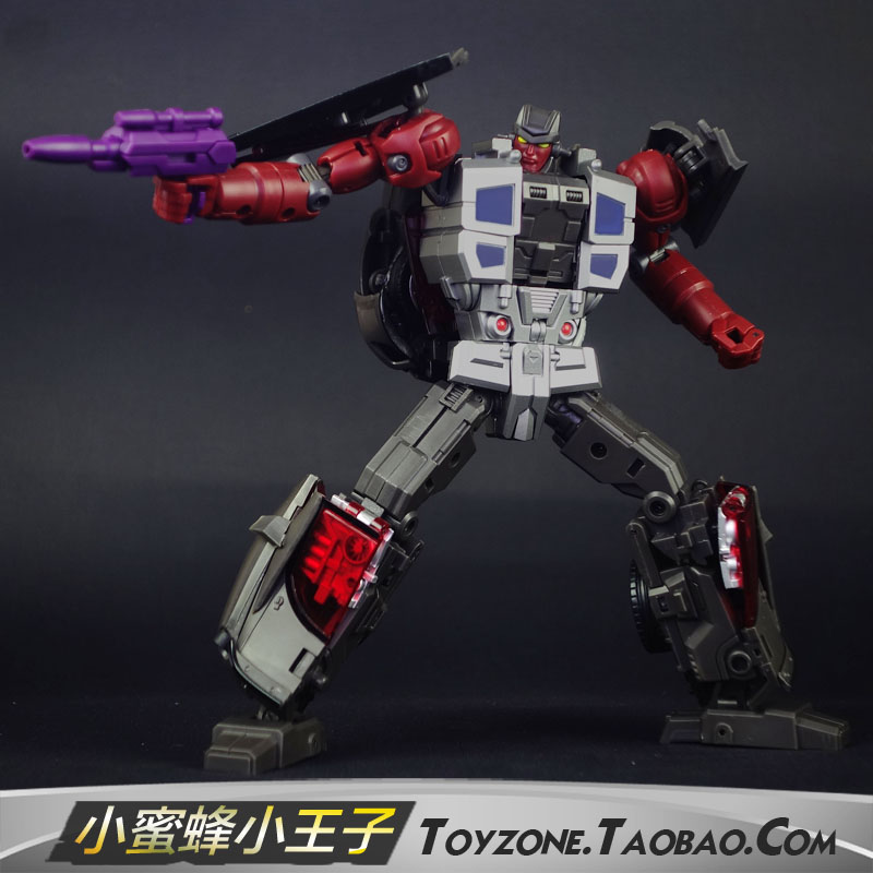 (IN STOCK) Toy TransFormMission TFM Havoc Menasor M-01 Disorder