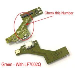Коннектор для Micro Dock Lenovo PB1-750M Phab TD-LTE PB1-750N, печатная плата, usb-порт для зарядки, замена гибкой ленты