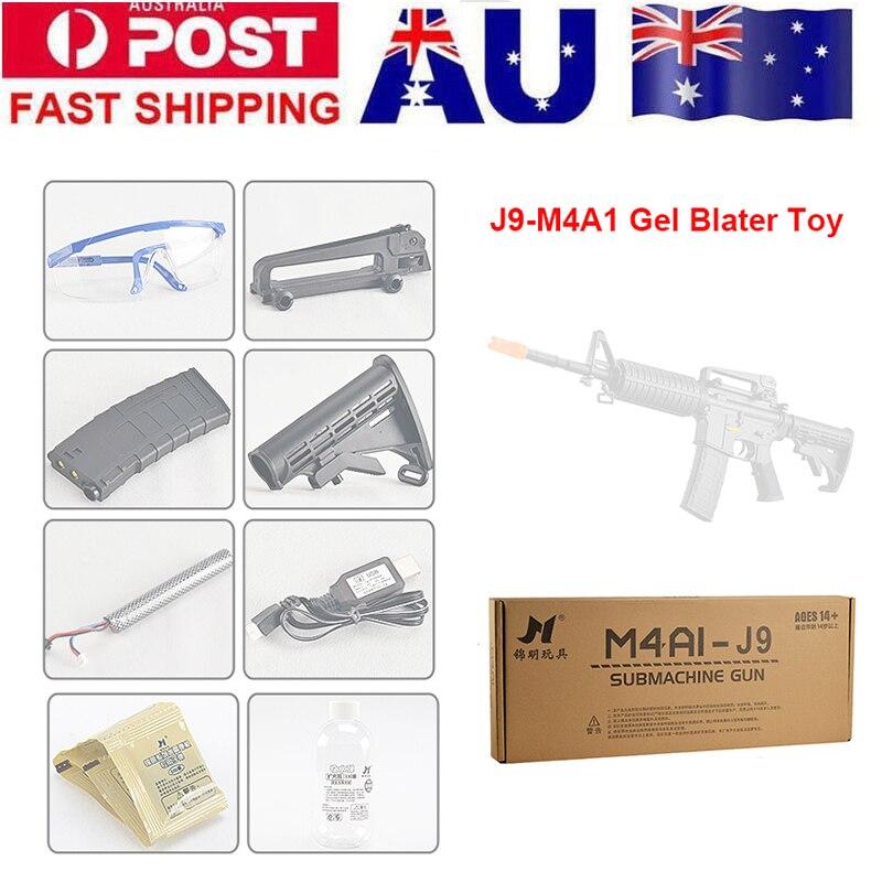 Livraison Gratuite JM4 M4A1 jouet électrique Soft Gun balle en eau Éclate En Direct CS Assaut Snipe Arme Extérieur Jouets Pistolet