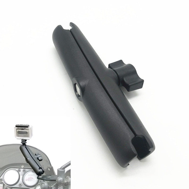 15CM Long Double Socket Arm for RAM 1-Inch Ball Bases Mount
