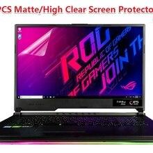 5 шт./упак. для Asus ROG Strix Hero III G731GW/Asus ROG Strix G GL531GV 15,6 ''ясный/матовая Тетрадь защитная плёнка для экрана ноутбука пленка