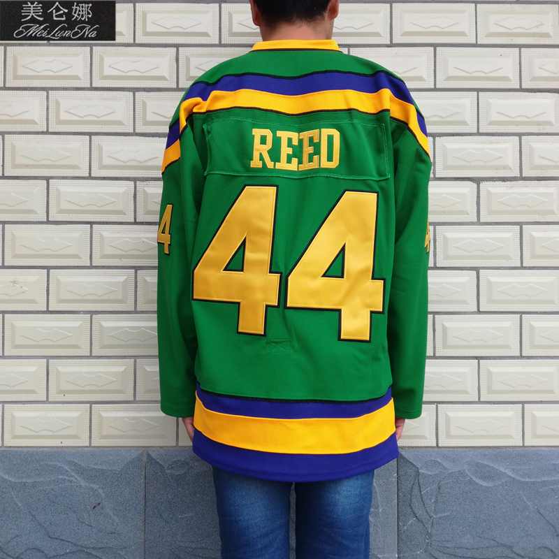 a1cb8e9e26d MeiLunNa Christmas Black Friday Mighty Ducks Movie Jerseys  44 ...
