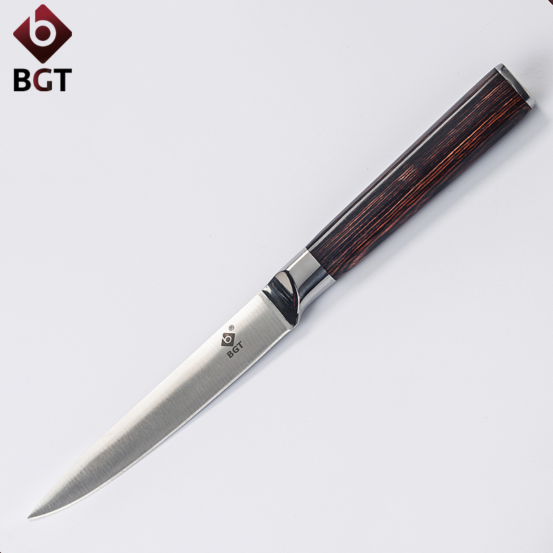 bgt brand 5 inch japanese style kitchen knife chef knife 2016 kitchen accessories multifunctional japanese style