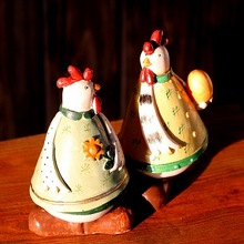 Chicken Resin Decor
