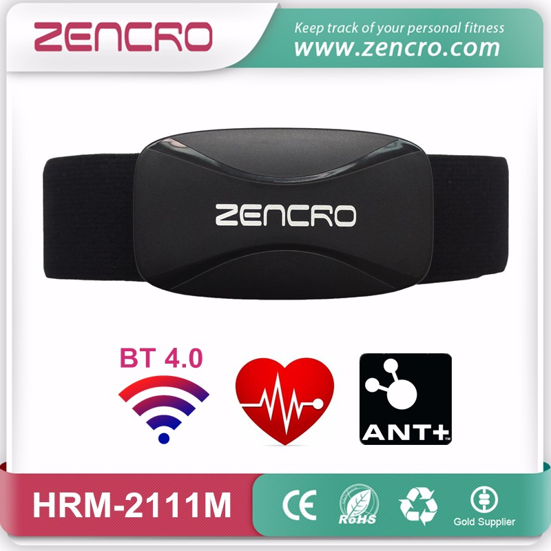 ANT+ BT4.0 heart rate sensor