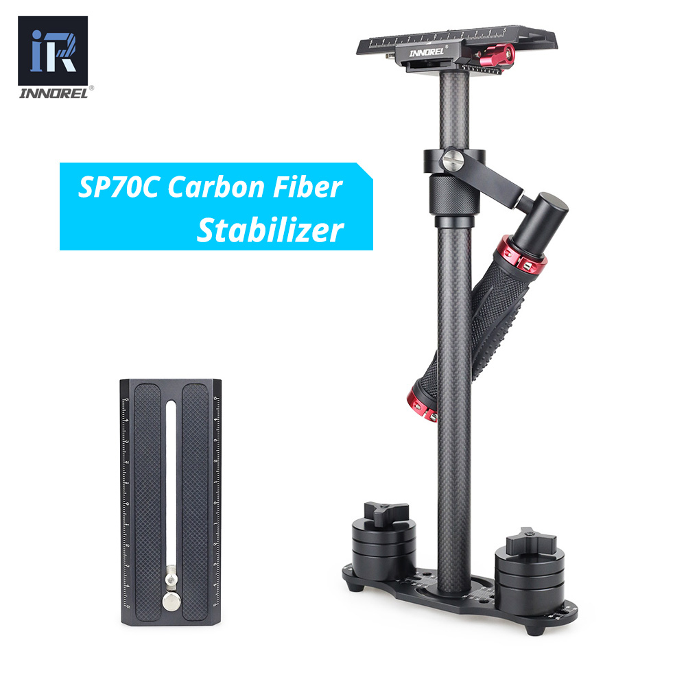SP70C 3KG load handheld carbon fiber video camera stabilizer DSLR video steadicam steadycam for Nikon Canon 5D2 5D3 Sony PK S60 все цены