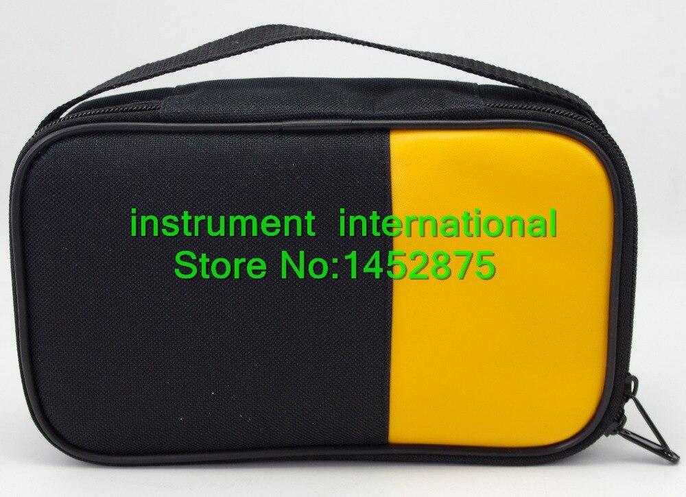 Soft Carrying Case Bag For Fluke 187 189 287 289 87v 123 124 125 28ii 27ii 88v 1621 43b 787 789 715 712 714 724 725 718 719 726 Fluke Bag Fluke Carrying Casefluke Soft Case Aliexpress