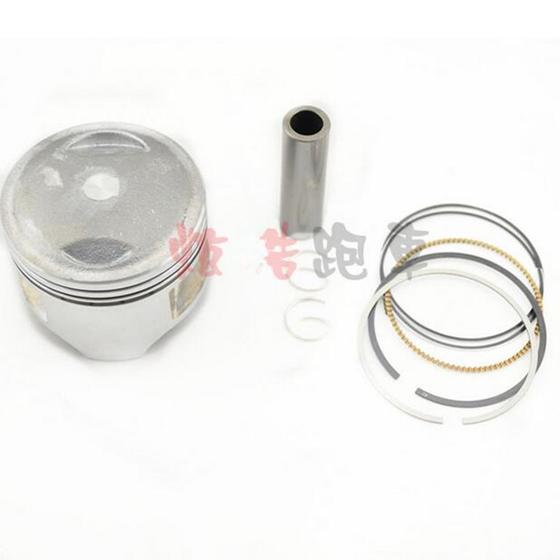 Motorcycle Engine Parts Std Cylinder Bore Size 66mm: Motorcycle Engine Parts STD Cylinder Bore Size 66mm Piston