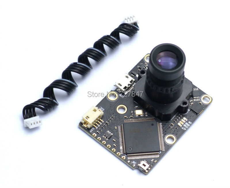 все цены на PX4FLOW V1.3.1 Optical Flow Sensor Smart Camera for PX4 PIXHAWK Flight Control System онлайн