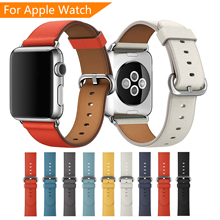 Leather Strap for Apple Watch Series 5 4 3 2 1 Iwatch 38mm 42mm Bracelet Band Smart Accessories Wrist