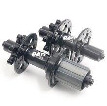 2018new DATI S3 rotore freno a disco hub per birdy 100/135 24 fori
